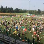 Voetbal Vlaanderen overzicht recordpoging